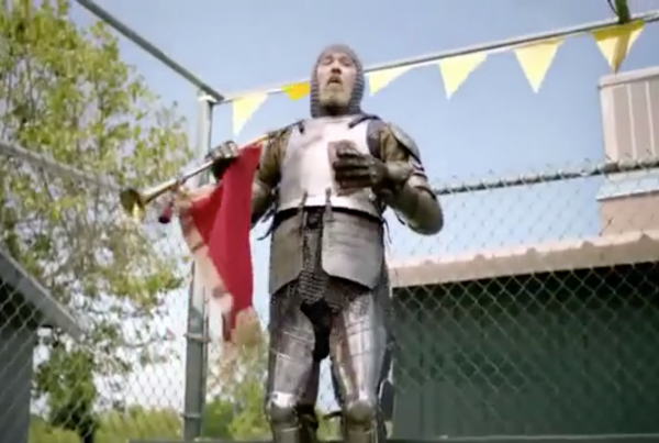 Xfinity Security Knight Commercial