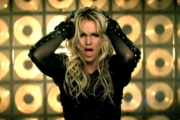 Britney Spears: 'Till The World Ends'